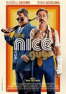 The Nice Guys Plakat - Concorde Filmverleih