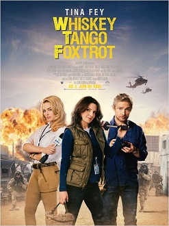 Whiskey Tango Foxtrot Plakat - Paramount Pictures
