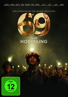 69 Tage Hoffnung DVD-Cover - Warner Home Video