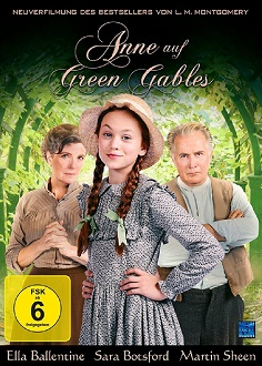 Anne auf Green Gables DVD-Cover - KSM