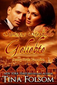 Cover - Folsom, Tina - Scanguards 1 - Samsons sterbliche Geliebte