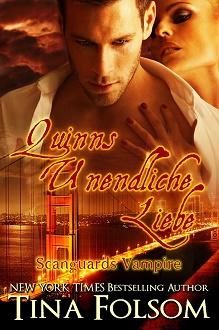 Cover - Folsom, Tina - Scanguards 6 - Quinns unendliche Liebe