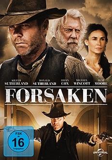 Forsaken DVD-Cover - Universal Pictures