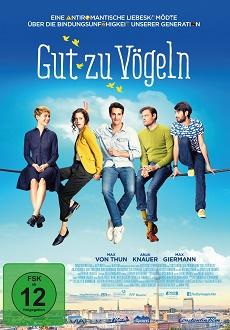 Gut zu Vögeln DVD-Cover - Constantin Film
