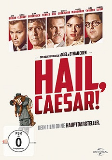 Hail, Caesar DVD-Cover - Universal Pictures Home Entertainment