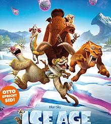 Ice Age - Kollision voraus Plakat - Twentieth Century Fox