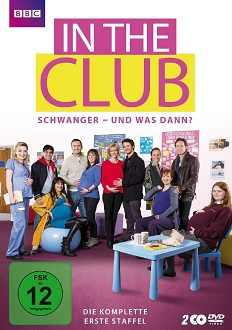 In the Club - Schwanger - und was dann - Staffel 1 DVD-Cover - polyband