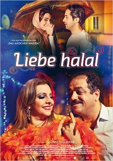 Liebe halal Plakat - Neue Visionen