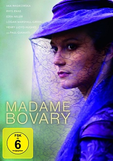 Madame Bovary DVD-Cover - Warner Home Video