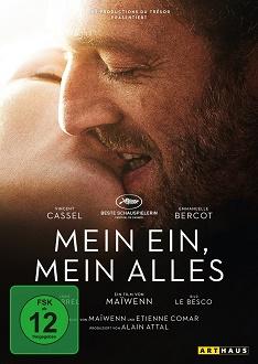 Mein Ein, mein Alles DVD-Cover - Arthaus
