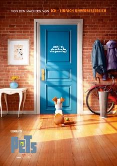 Pets Plakat - Universal Pictures