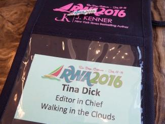 RWA 2016 - 12 - Ohne die offizielle Badge geht gar nichts