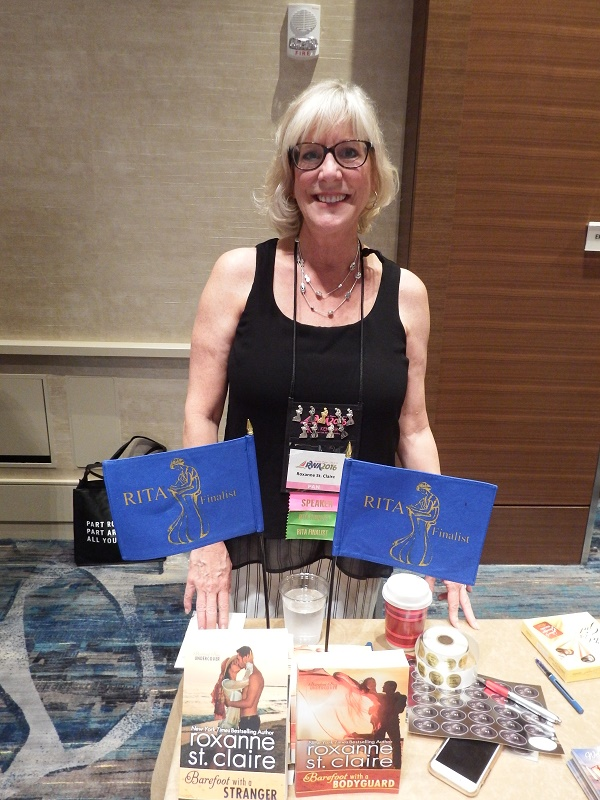 RWA 2016 - 27 - Roxanne St. Claire beim Literacy Autographing