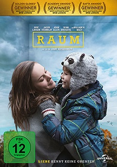 Raum DVD-Cover - Universal Pictures Home Entertainment