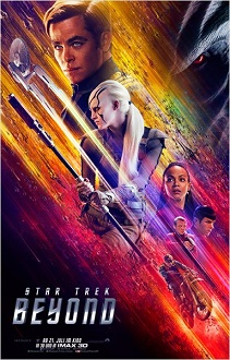 Star Trek Beyond Plakat - Paramount Pictures