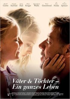 Väter und Töchter Plakat - Spot on Distribution