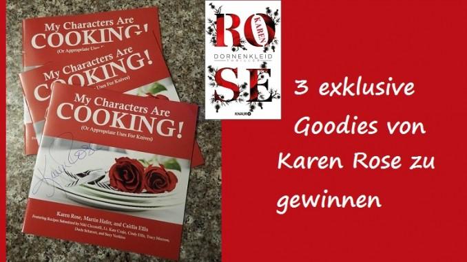 Verlosung RWA 2016 Goodies von Karen Rose