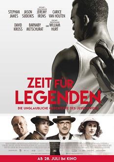 Zeit für Legenden Plakat - Universum Film