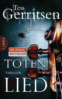 Cover - Gerritsen, Tess - Totenlied - Limes
