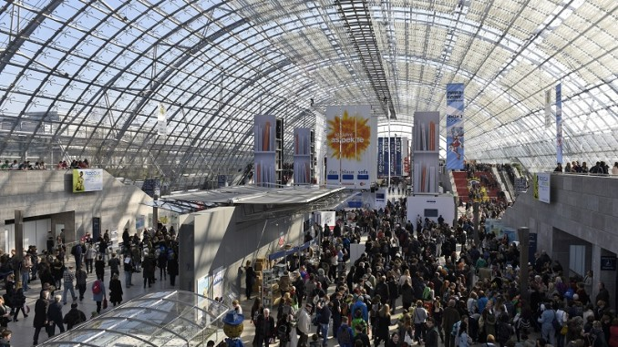 Leipziger Buchmesse 2017 Foto