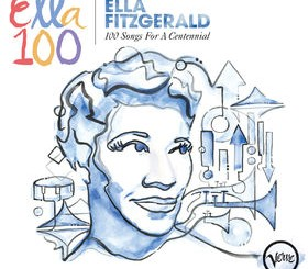 Cover - Fitzgerald, Ella - 100 Song -For A Centennial - Universal Music Group
