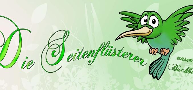 Die Seitenflüsterer - unser Buchblog Banner