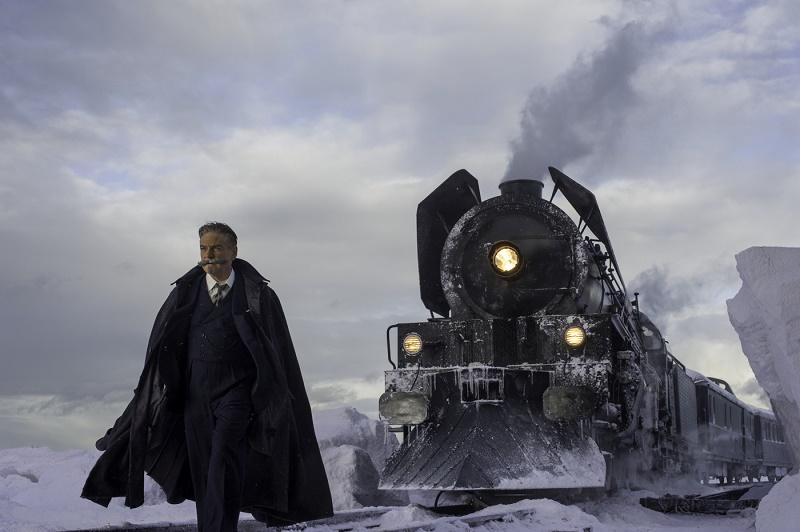 Kenneth Branagh als Hercule Poirot in MORD IM ORIENT EXPRESS © 20th Century Fox