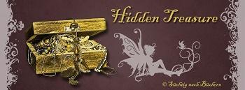 Süchtig nach Büchern - Hidden Treasure Banner