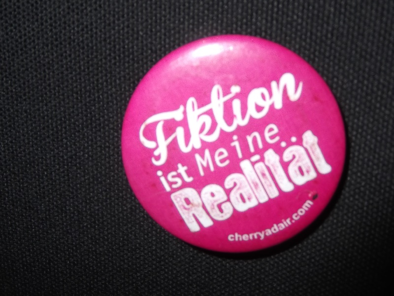 Slogan - Fiktion ist meine Realität