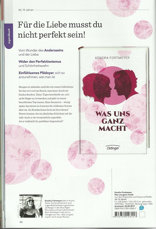 Vorschau Herbst 2017 Oetinger 1