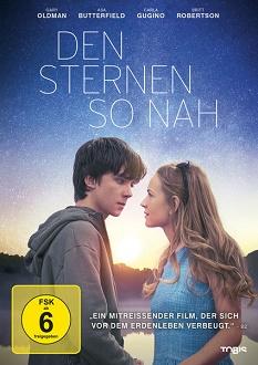 Den Sternen so nah - DVD-Cover