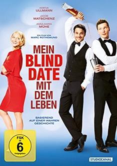Mein Blind Date mit dem Leben - DVD-Cover