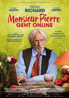 Monsieur Pierre geht online - Plakat