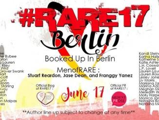 Das angekündigte Autorenaufgebot der RARE17