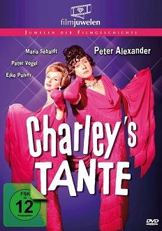 Charleys Tante DVD-Cover - Filmjuwelen