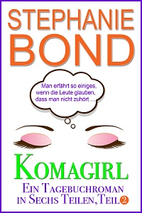 Cover - Bond, Stephanie - Komagirl, Teil 2