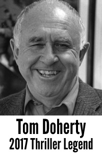 2017 Thriller Legend Tom Doherty