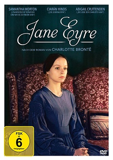 Jane Eyre DVD-Cover - polyband