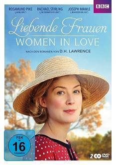 Liebende Frauen DVD-Cover - polyband