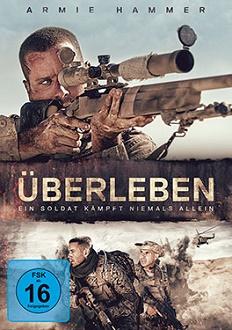 Überleben - Ein Soldat kämpft niemals allein - DVD-Cover - Universal Pictures Home Entertainment