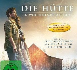 Die Hütte - Blu-ray-Cover klein - Concorde Home Entertainment