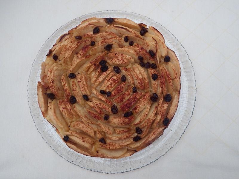 Einfach lecker - Mürber Apfelkuchen 1