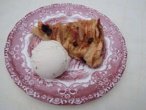 Einfach lecker - Mürber Apfelkuchen 2