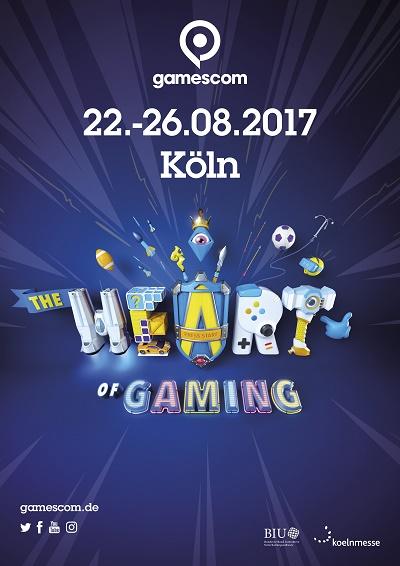 Gamescom 2017