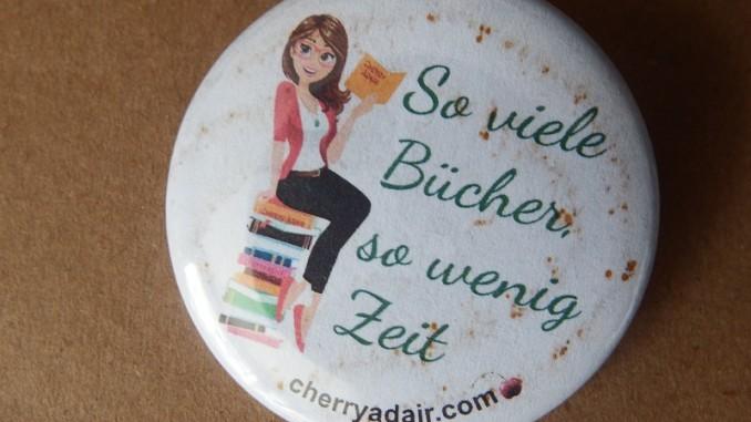 Slogan - So viele Bücher so wenig Zeit