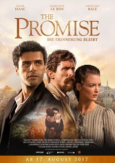 The Promise - Die Erinnerung bleibt - Kinoplakat - Capelight Pictures