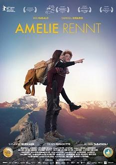 Amelie rennt - Plakat - Farbfilm