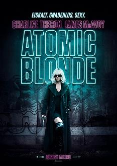 Atomic Blonde - Kinoplakat - Universal Pictures