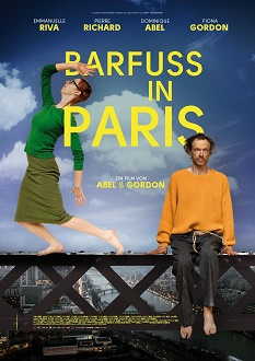 Barfuss in Paris Plakat A1.indd
