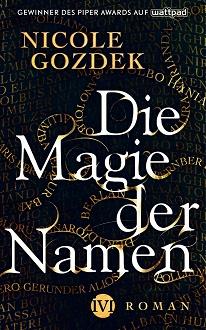 Cover - Gozdek, Nicole - Die Magie der Namen - ivi